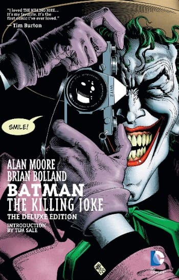 Portadas de cómics Killing-Joke