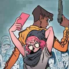 La Comicteca: Crowded