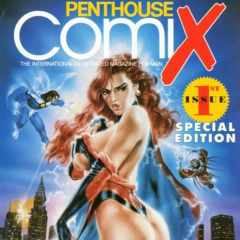 Comiclásicos: Penthouse Comix