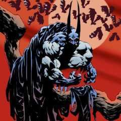 Comiclásicos: Batman & Dracula-Red Rain, un murciélago bajo la lluvia roja