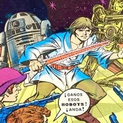 Star Wars: el poder de La Fuerza y sus cómics en México