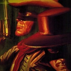 Crossing over/ The Lone Ranger & Zorro: The Death of Zorro