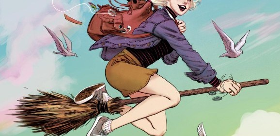 La Comicteca: Sabrina the Teenage Witch