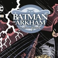 Batman de Arkham o El curioso caso del Dr. Wayne