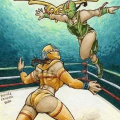 El Factor Mutante: ¡Tercera caída!