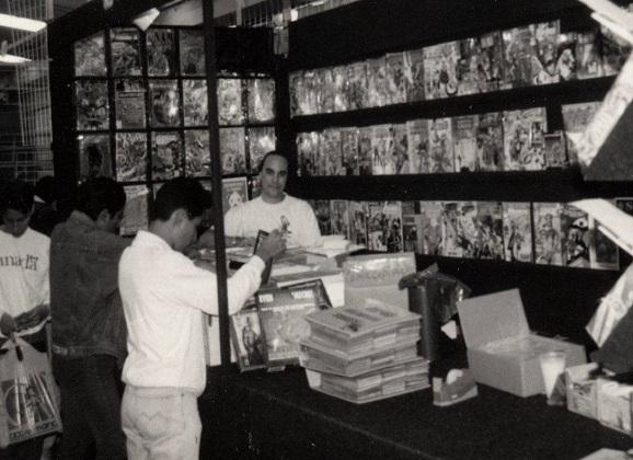 Una histori(etit)a de las tiendas de cómics en México, parte 2