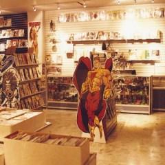 Una histori(etit)a de las tiendas de cómics en México, parte 3