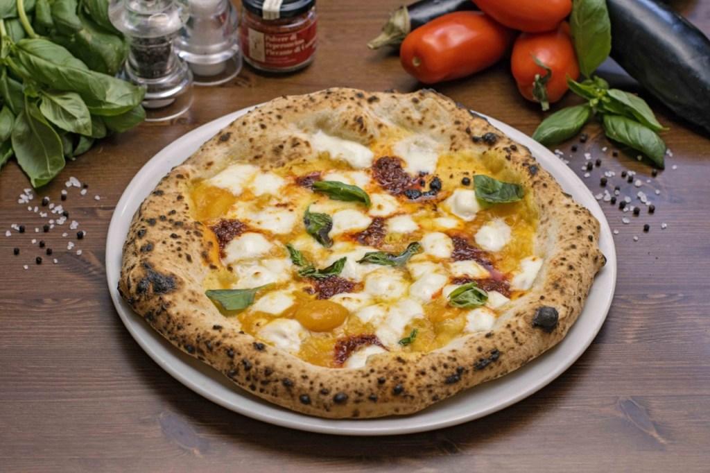 Pizza Fino e Conttraffino