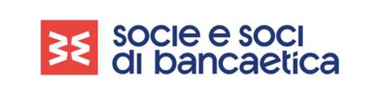 Logo Socie e Soci di Banca Etica