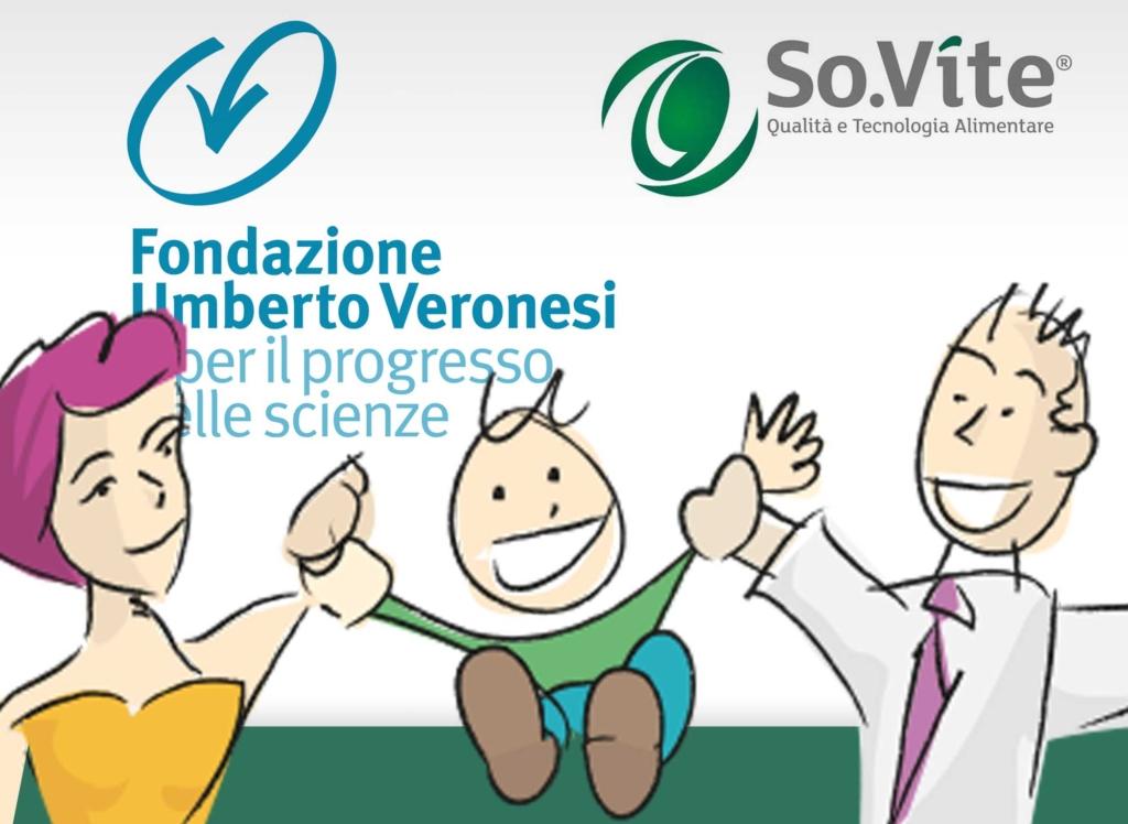 Illustrazioni Educazione Alimentare Fondazione Veronesi Sovite