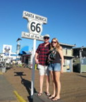 USA Golden Triangle road trip