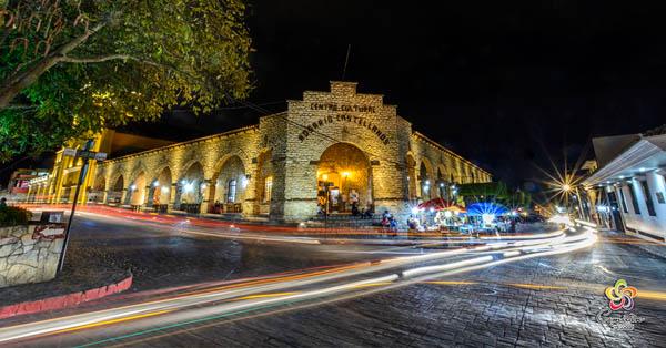 Fachada del Centro Cultural Rosario Castellanos