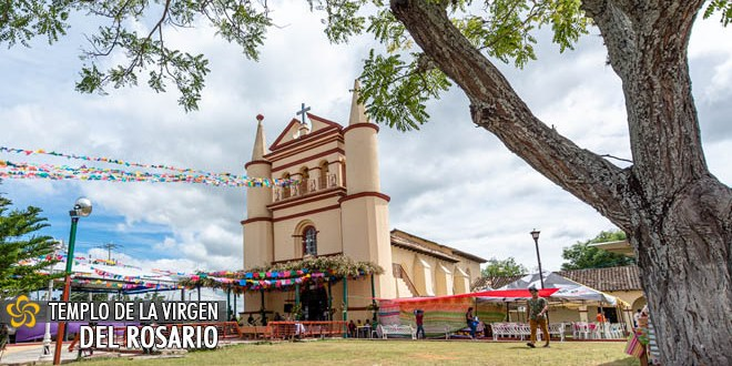 templo virgen del rosario