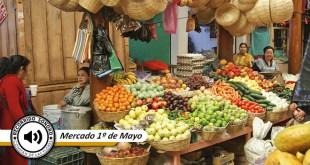 Recorrido sonoro Mercado 1º de Mayo
