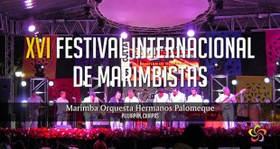 Marimba Orquesta Hermanos Palomeque