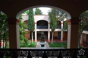 Interiores del ayuntamiento