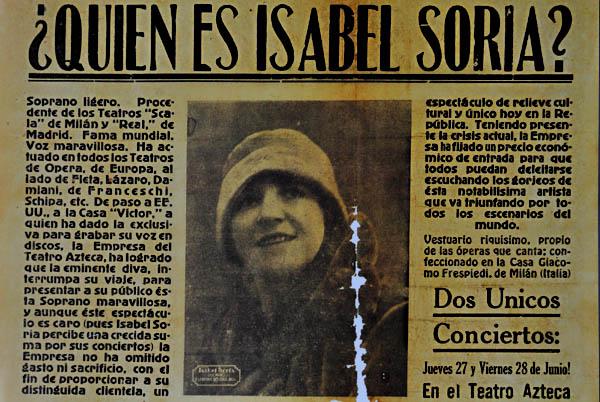Periodico Isabel Soria
