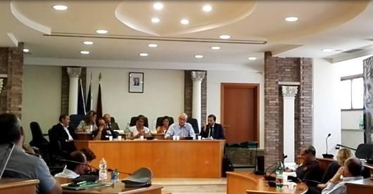 Secondo incontro con il prefetto Gabrielli presso aula consiliare Municipio XII