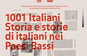 """Presentazione del libro""""1001 Italiani"""" diDaniela Tasca"""