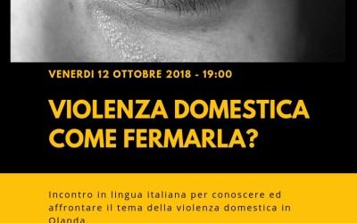Conferenza Violenza Domestica