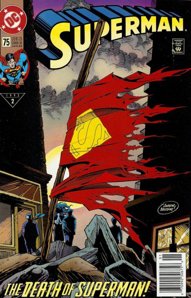 Superman-Vol.-2-75-1993-Cover