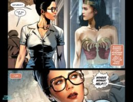 WONDER WOMAN '77 SPECIAL Diana and her alter ego