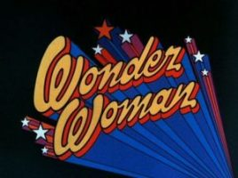 Wonder Woman 1st Season logo
