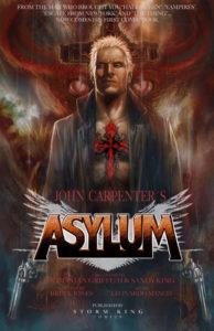 ASYLUM - Father Daniel Beckett promo