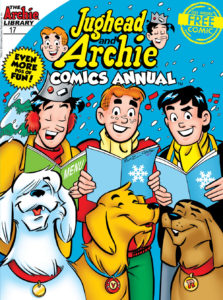 Jughead And Archie Comics Annual #17