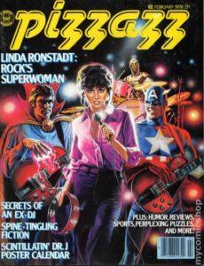 PIZZAZZ #5 feat. C3PO rockin w Cap  Strange Linda Ronstadt