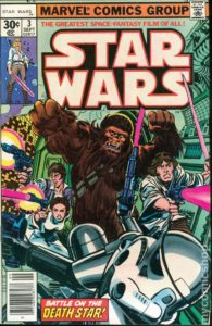 STAR WARS {1st Marvel Series} #3