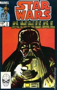 STAR WARS {1st Marvel Series} ANNUAL #3