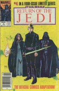 STAR WARS RETURN of the JEDI #4