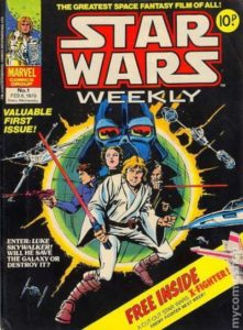 STAR WARS WEEKLY #1