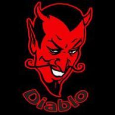 Diablo Comics logo