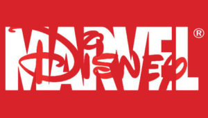 Marvel Disney logo