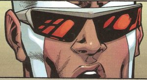ANAD AVG #4 Captain America