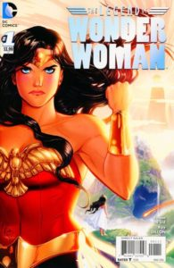 LEGEND of WONDER WOMAN {2nd Series} #1 cover A