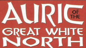 AURIC of the GREAT WHITE NORTH #1 logo