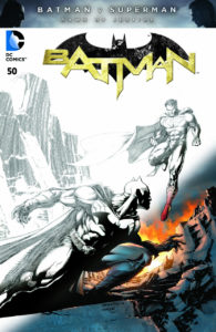 BATMAN #50 cover D