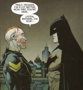 BATMAN #50 old friends again