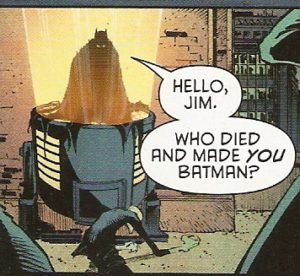 BATMAN #50 rightful claim