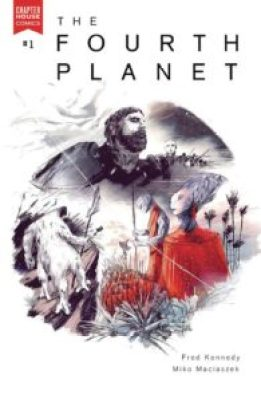 FOURTH PLANET #1 cover A