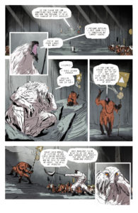 FOURTH PLANET #1 no offence pg. 18