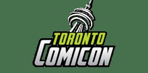 Toronto ComiCON logo