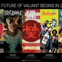 THE FUTURE OF VALIANT
