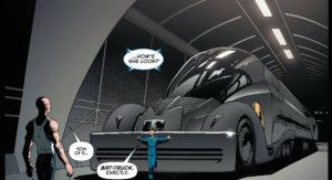 Bat-truck