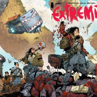 Extremity #1 Preview