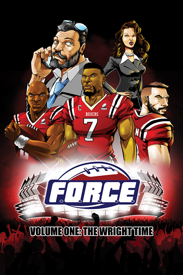FORCE VOLUME 1: The Wright Time
