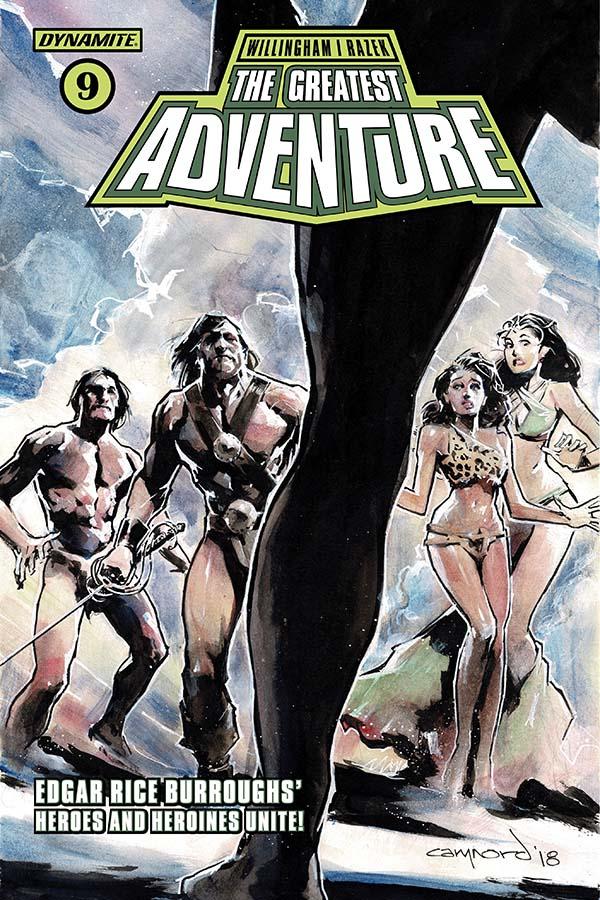 Greatest Adventure #9
